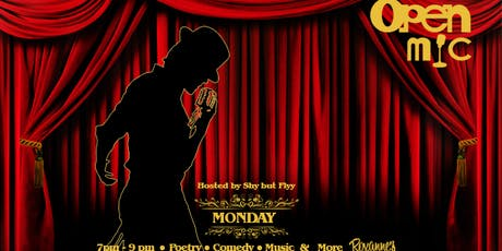 Monday Night Open Mic tickets