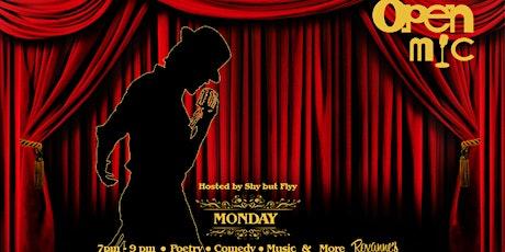 Monday Night Open Mic tickets