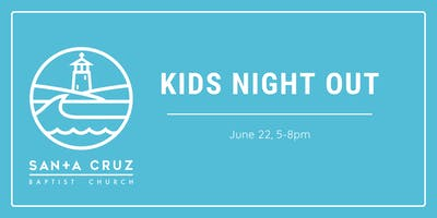 Respite Kids Night Out