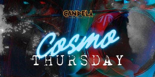 Cosmo Thursdays