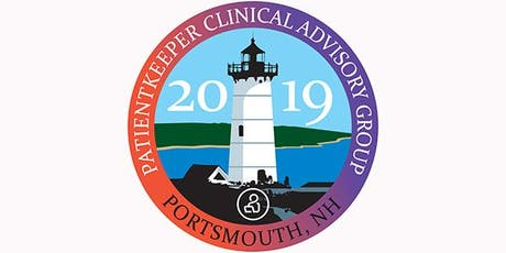 CAG - PatientKeeper Clinical Advisory Group (October 2019) tickets