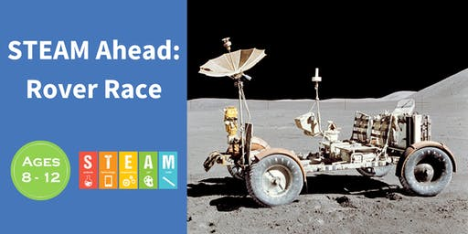 STEAM Ahead: Rover Race