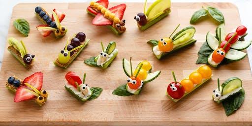 Fresh & Healthy Summer Snacks 2-4pm