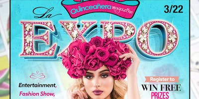 San Antonio Quinceanera Expo March 22nd 2022 At the Henry B. Gonzalez From 12 to 5
