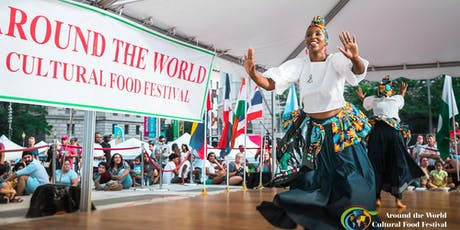 2019 Around The World Cultural Food Festival tickets