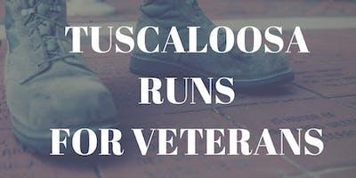 4th Annual Tuscaloosa Runs for Veterans Run/Walk 5K