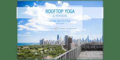 Rooftop Yoga & Mimosas