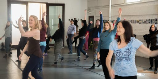 Moving For Life Dance Exercise Class Wednesdays @Studio55C