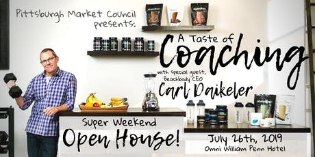 Pittsburgh Super Weekend: A Taste of Coaching tickets