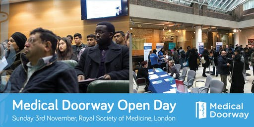 Medical Doorway Open Day