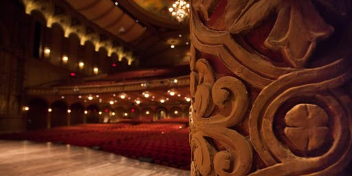 2019 Orpheum Theatre Guided Tours
