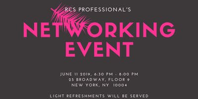 RCS Pro's Networking Event