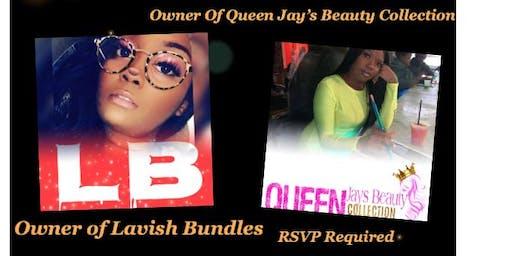 DFW Beauty Boss Dinner Party