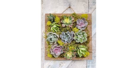 POP-UP! 7/26 - Succulent Plaque @ Mercer Wine Estates Tasting Room, Seattle tickets