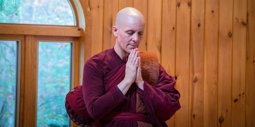 WEEKEND RETREAT: Limitless Good Will with Bhante Jayasara
