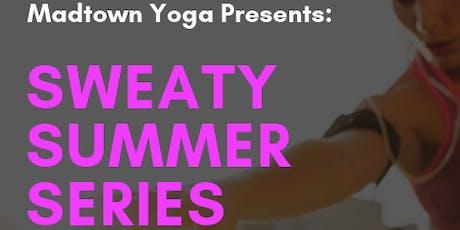 Sweaty Summer HIIT Series tickets