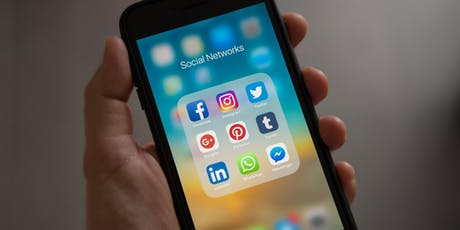 Social Media Strategy and Best Practices for Your Brand - WBON Essex tickets