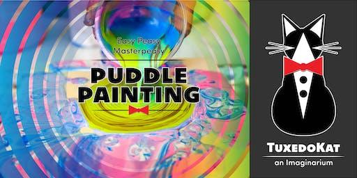 Puddle Painting @ Imaginarium