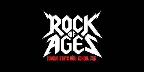 Benowa High School Musical - Rock of Ages tickets