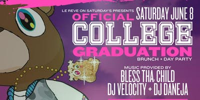 College Graduation Brunch + Day Party, Unlimited Hookah, Free Entry w/ RSVP