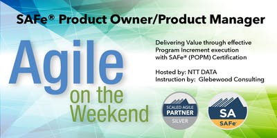 Agile on the Weekend: SAFe® Product Owner Product Management 4.6 (POPM)