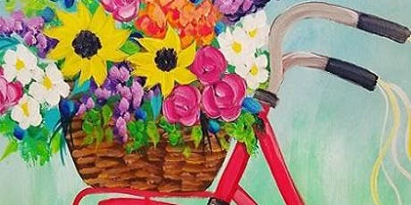Ladies Paint Night in July tickets