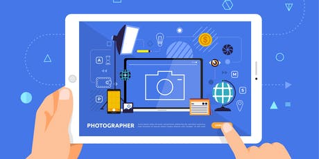 Inspire 2019: You're NOT a REAL Photographer if You Teach Online! tickets