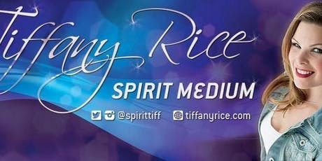 Intimate Gallery Reading with Spirit Medium Tiffany Rice  tickets