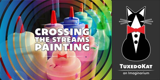 Crossing the Streams Painting