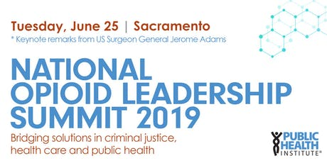 National Opioid Leadership Summit 2019 tickets
