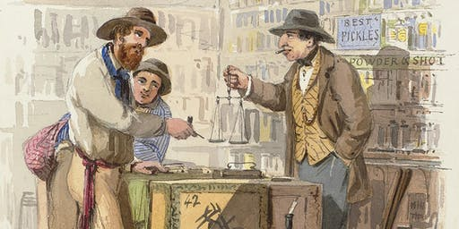 Docklands History Group: Charles Brentani, Gold Rush jeweller