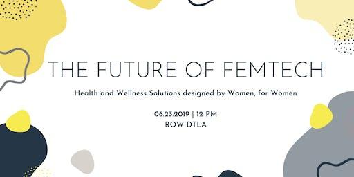 TALK: The Future of Femtech x Grid110
