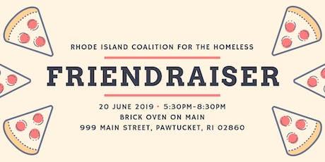 Rhode Island Coalition for the Homeless Summer Friendraiser tickets