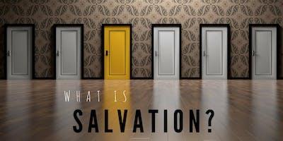 Bible Institute at Triumph: Doctrine of Salvation