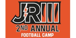 JRIII 2nd Annual Football Camp-2019