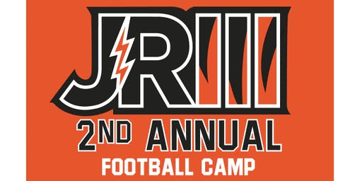 JRIII 2nd Annual Football Camp-2019