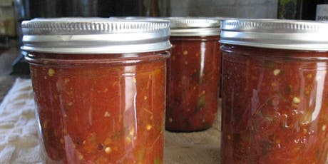 Make and Can Farm Salsa tickets