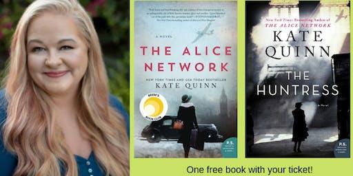 Kate Quinn Literary Luncheon