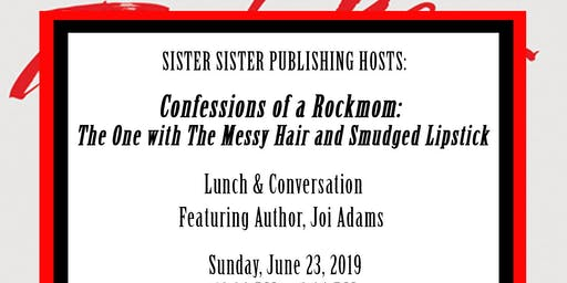 Confessions of a Rock-Mom Luncheon + Conversation