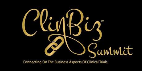 ClinBiz Summit 2020 tickets