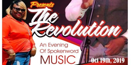 The Revolution Spokenword and Music Showcase tickets