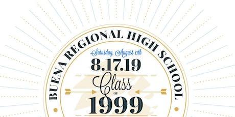 Buena Regional High School Class of 1999 Twenty Year Reunion tickets
