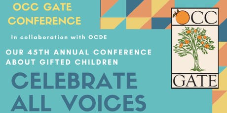 OCC GATE Conference 2019 tickets