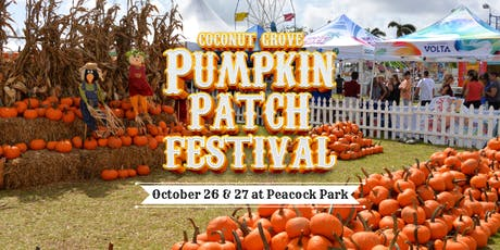 Coconut Grove Pumpkin Patch Festival tickets