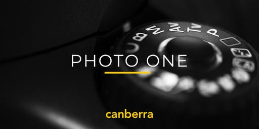 Photo One | Canberra | Beginner