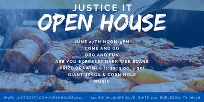 Justice IT Open House