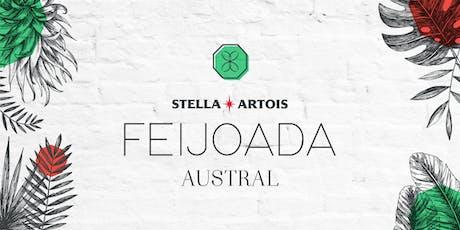 Feijoada Austral Stella Artois - Gramado ingressos