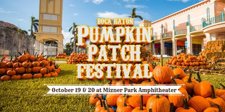 Boca Pumpkin Patch Festival tickets
