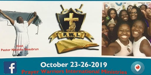 2019 Spiritual Warfare Prayer Conference