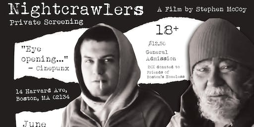 Nightcrawlers Documentary (Private Screening) w/ Director Stephen McCoy